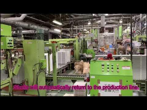 TN Porcelain Tile Manufacturing Process